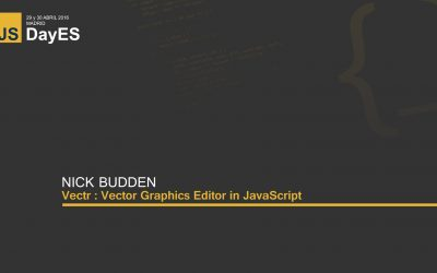 Vectr : Vector Graphics Editor in JavaScript  by Nick Budden