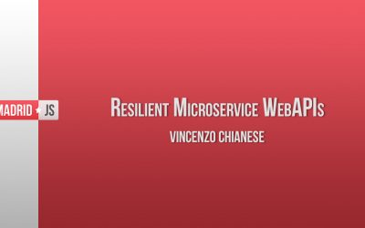 Resilient Microservice WebAPIs with REST and API Gateway
