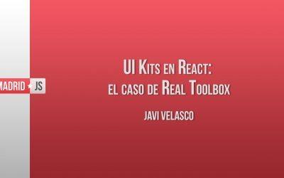 UI Kits en React: el caso de React Toolbox por Javi Velasco