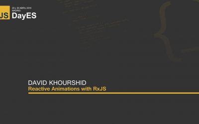 Reactive Animations with RxJS by David Khourshid