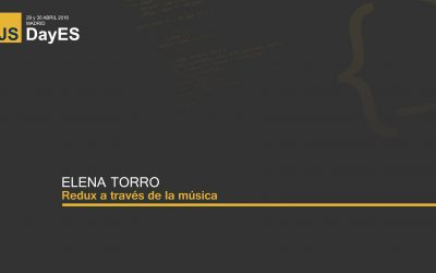 Redux a través de la música por Elena Torro