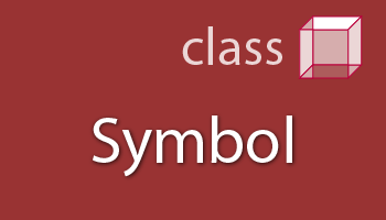 Clases: nombres y Symbol