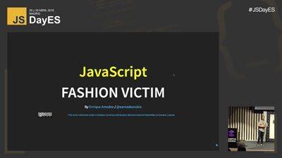 JS Fashion Victim por Enrique Amodeo