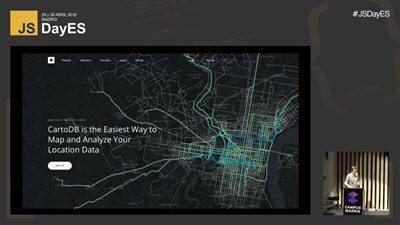 Mapas en la web por Javi Santana