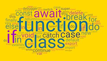 Palabras reservadas en Javascript