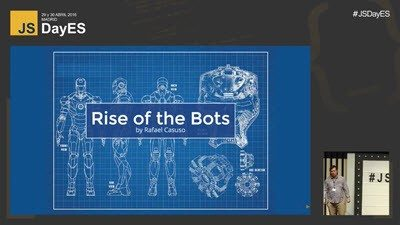 Rise of the Bots por Rafael Casuso