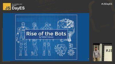 Rise of the Bots por Rafael Casuso